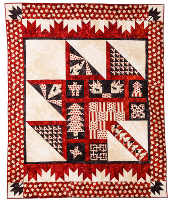 Purely Canadian Quilt