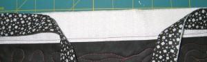 binding a quilt