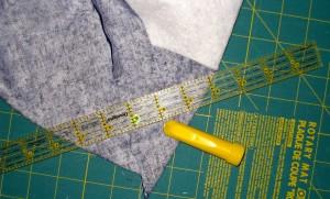 how to make a fabric bag box bottom