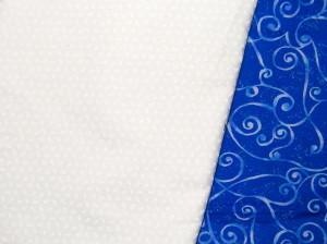 My fabrics.