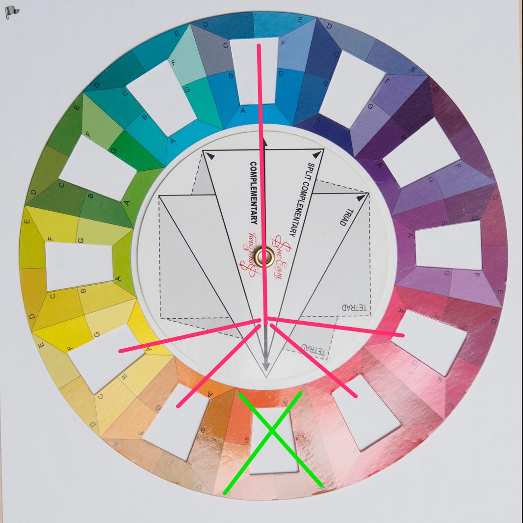 What Split Complementary Plus Colour Scheme Quilts