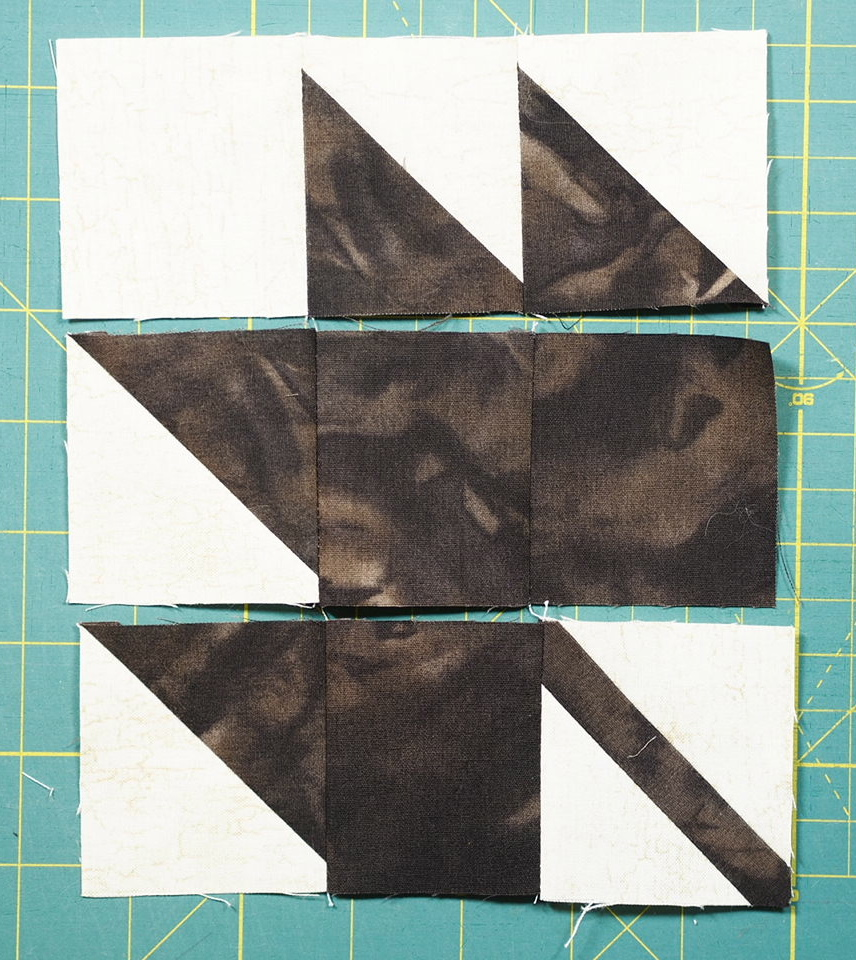 How To Make A Maple Leaf Quilt Block Quilts By Jen