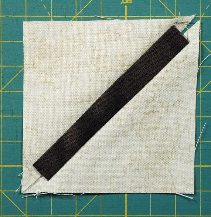 Stem unit sewn together