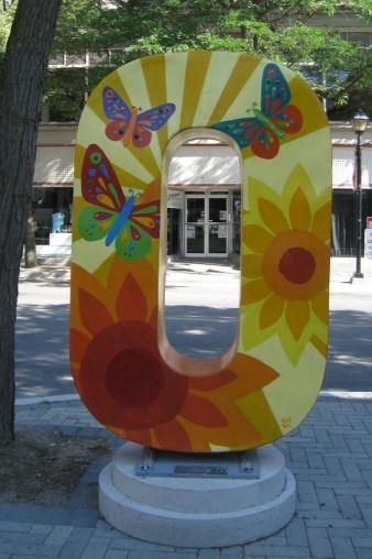 Street Art In Orillia