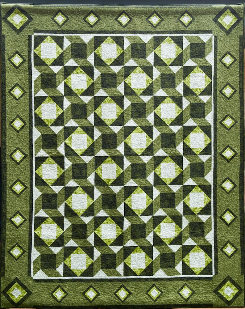 Woven Stars Quilt Quilts By Jen