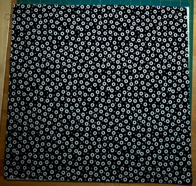 black and white dotted fabrics