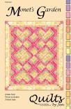 Monet's Garden Quilt Pattern Front Cover