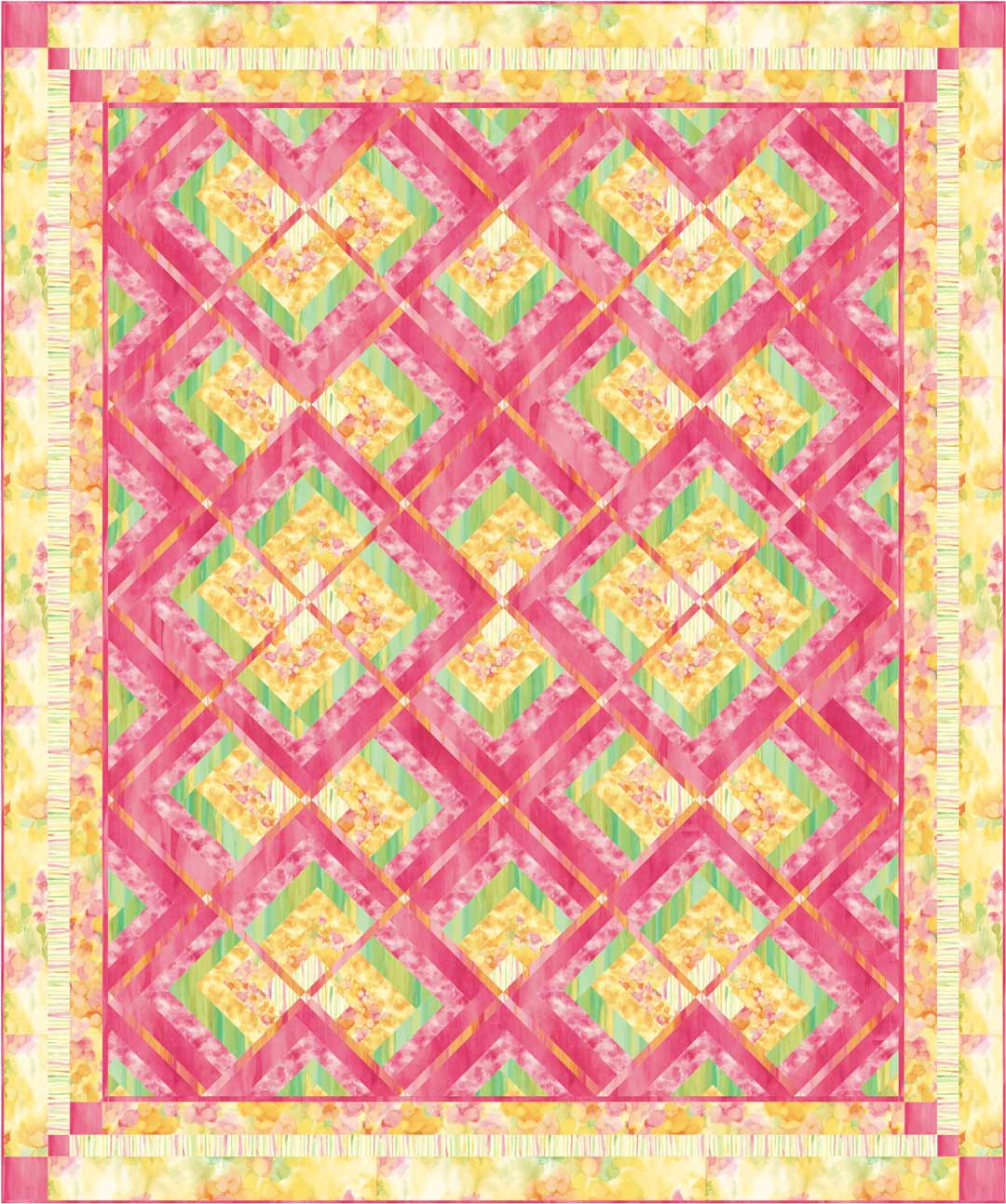 garden quilt. Monet\u0027s Garden Quilt Pattern