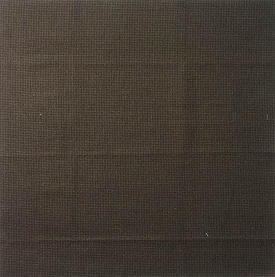 A square of dark fabric
