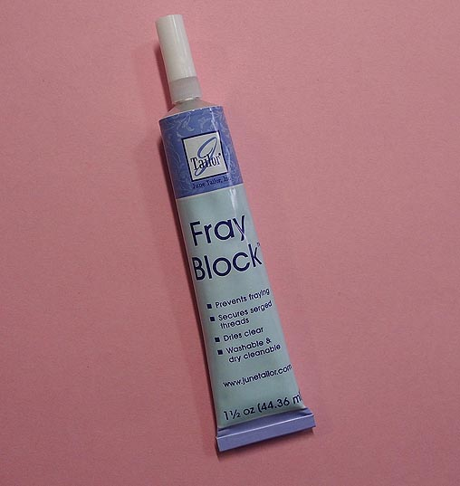 Fray Block: What Is It And Does It Work?