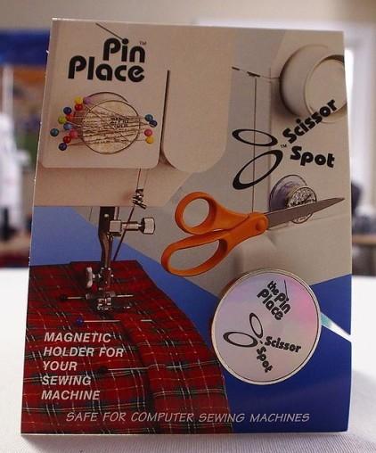 The Magnetic Spot – Pin Or Scissor Holder
