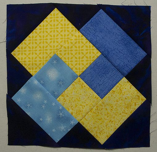 Card Trick Block Alternate Construction Quilts By Jen