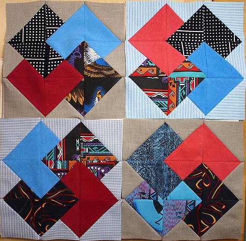 The Making Of A Memory Quilt – Part 2
