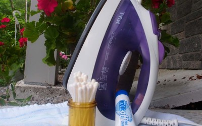 Dritz Iron-Off Hot Iron Cleaner – A Review